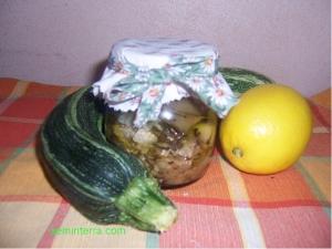 Zucchine al limone