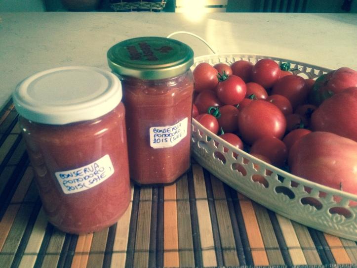 conserva di pomodoro, come fare la conserva di pomodoro