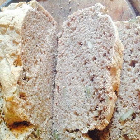 pane gluten free, pane senza glutine, pasta madre senza glutine