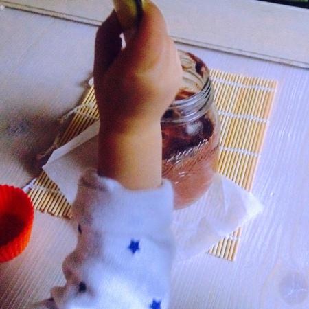 crema di cioccolato - crema di cioccolato fatta in casa - crema di castagne e cioccolato