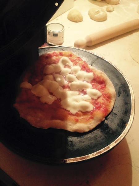 pizza lievito madre fornetto napoli