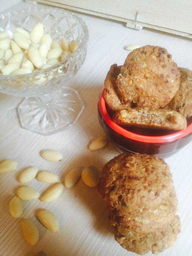biscotti vegan senza zucchero, ricette senza zucchero